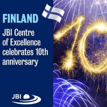 Suomen JBI yhteistyökeskuksen 10-vuotis juhlaseminaari webinaari