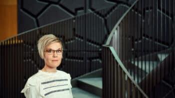 Hotuksen tutkija Jenni Konttila