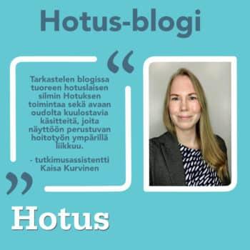 Hotus-blogi